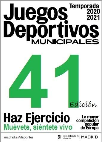 41ª edición Juegos Deportivos Municipales