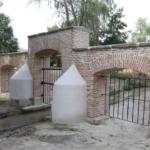 Finaliza la restauración del muro histórico de la Casa de Campo