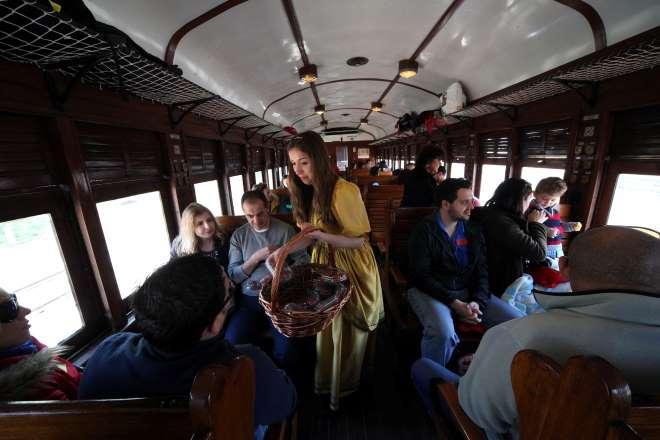 tren fresa 2020 teatralizado