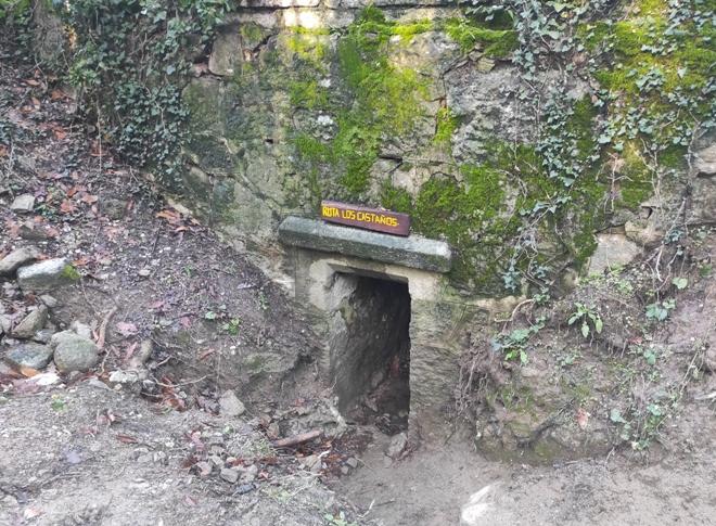 Tunel ruta castaños rozas puerto real