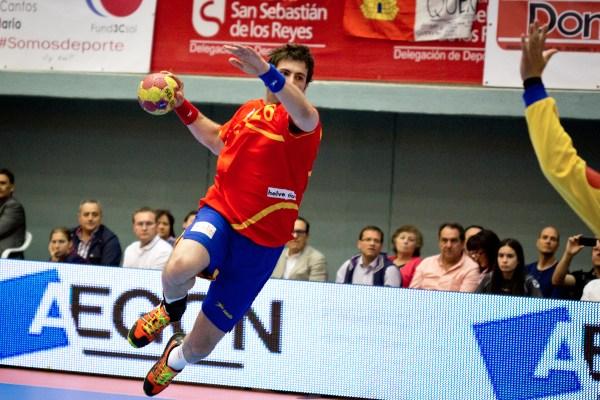 Balonmano Madrid 2021