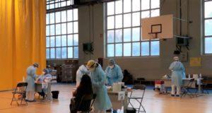 test antigenos jóvenes campus universitarios