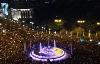 manifestación 8M madrid