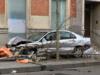 accidente persecución policial serrano